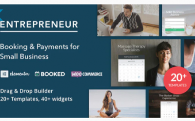 You are downloading Entrepreneur - Booking for Small Businesses Nulled whose current version has been getting more updates nowadays, so, please