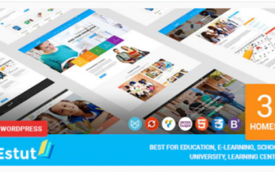 You are downloading Estut | Education WordPress Theme - Material Design - Online Course E-Learning - eCommerce Nulled whose current version has been getting more updates nowadays, so, pleas