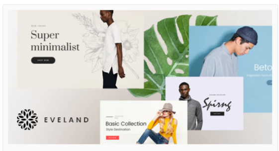 Download Eveland – Modern AJAX enabled WooCommerce theme (RTL Supported) Nulled