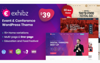 You are downloading Exhibz | Event Conference WordPress Theme Nulled whose current version has been getting more updates nowadays, so, please