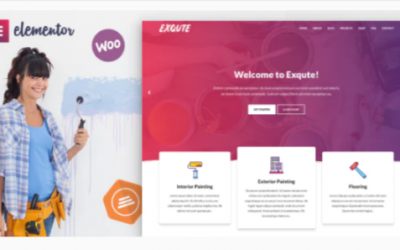 You are downloading Exqute - Painting Company WordPress Theme Nulled whose current version has been getting more updates nowadays, so, please
