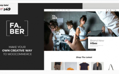 You are downloading Faber - Fashion & Clothing Shop for Woocommerce Nulled whose current version has been getting more updates nowadays, so, please