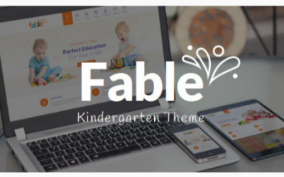You are downloading Fable - Children Kindergarten WordPress Theme Nulled whose current version has been getting more updates nowadays, so, please