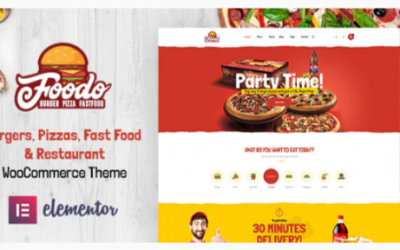 You are downloading Foodo - Fast Food Restaurant WordPress Theme Nulled whose current version has been getting more updates nowadays, so, please