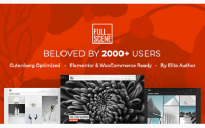 You are downloading FullScene - Portfolio / Photography WordPress Theme whose current version has been getting more updates nowadays, so, please