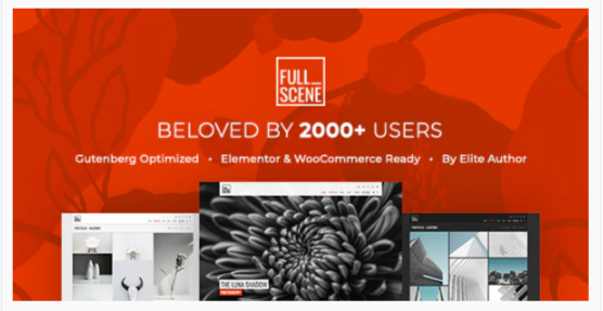 Download FullScene – Portfolio / Photography WordPress Theme