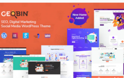 You are downloading GeoBin | Digital Marketing Agency, SEO WordPress Theme Nulled whose current version has been getting more updates nowadays,