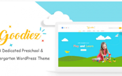 You are downloading Goodiez - Kindergarten WordPress Theme Nulled whose current version has been getting more updates nowadays, so, please keep visiting