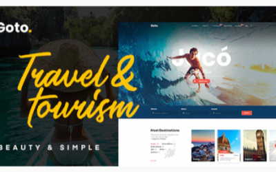 You are downloading Goto - Tour & Travel WordPress Theme Nulled whose current version has been getting more updates nowadays, so, please keep visiting