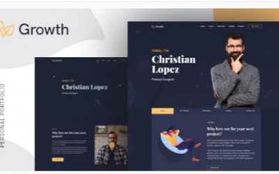 You are downloading Growth - Personal Portfolio Theme Nulled whose current version has been getting more updates nowadays, so, please keep visiting