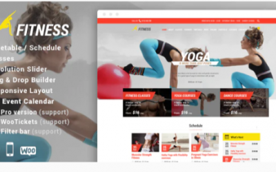 You are downloading Gym - Fitness WordPress Nulled whose current version has been getting more updates nowadays, so, please keep visiting for getting