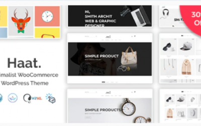 You are downloading Haat - Minimalist WooCommerce WordPress Theme Nulled whose current version has been getting more updates nowadays, so, please