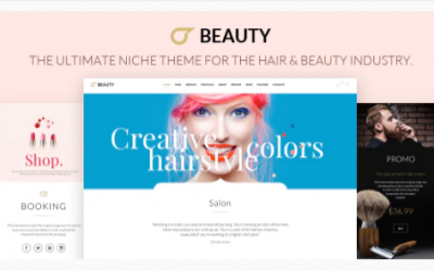 you are downloading Hair Salon - Hairdresser WordPress Nulled whose current version has been getting more updates nowadays, so, please