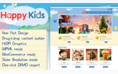 You are downloading Happy Kids - Children WordPress Theme Nulled whose current version has been getting more updates nowadays, so, please