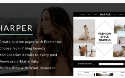 You are downloading Harper - A Blog Theme for WordPress Nulled whose current version has been getting more updates nowadays, so, please keep visiting
