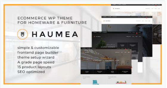 Download Haumea – E-commerce WP Theme for Homeware and Furniture Nulled