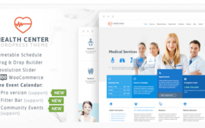 You are downloading Healthcare - Medical for Doctor Dentist Nulled whose current version has been getting more updates nowadays, so, please keep visiting for getting