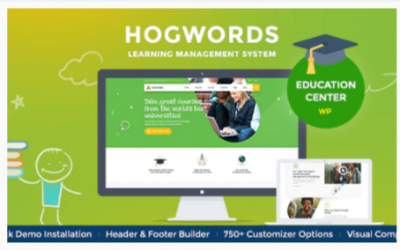 You are downloading Hogwords | School, University & Education Center WordPress Theme Nulled whose current version has been getting more updates nowadays,
