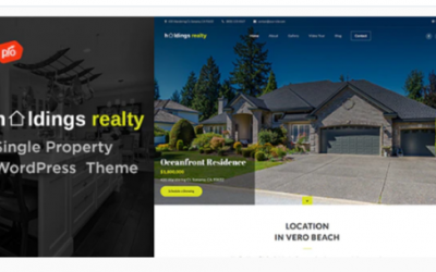You are downloading Holdings Realty - Single Property Theme Nulled whose current version has been getting more updates nowadays, so, please keep visiting