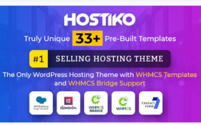 You are downloading Hostiko WordPress WHMCS Hosting Theme Nulled whose current version has been getting more updates nowadays, so, please