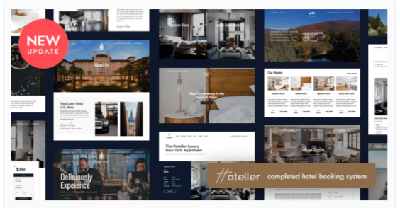 Download Hotel Booking WordPress Nulled