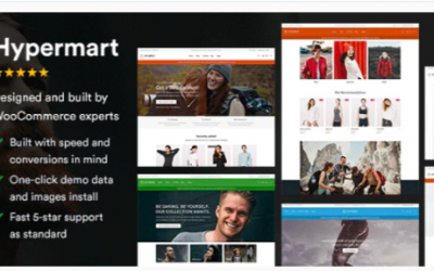 You are downloading Hypermart - Fast, Conversion Optimized WooCommerce Theme Nulled whose current version has been getting more updates nowadays,
