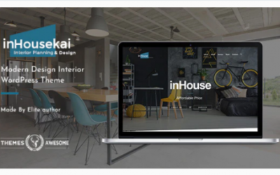 You are downloading Inhousekai | Modern Design Interior WordPress Theme Nulled whose current version has been getting more updates nowadays,