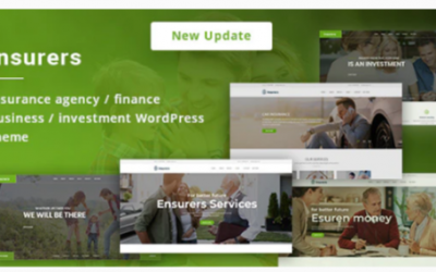 You are downloading Insurers - Insurance Agency WordPress Theme Nulled whose current version has been getting more updates nowadays, so, please