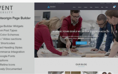 You are downloading Invent - Education Course College WordPress Theme Nulled whose current version has been getting more updates nowadays, so, please