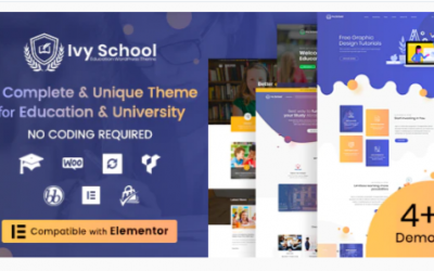 You are downloading IvyPrep | Education & School WordPress Theme whose current version has been getting more updates nowadays, so, please keep visiting