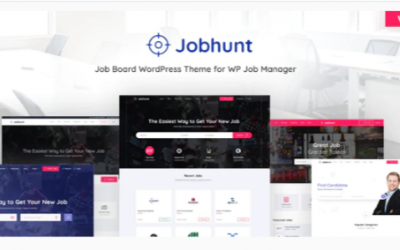 You are downloading Jobhunt - Job Board WordPress theme for WP Job Manager Nulled whose current version has been getting more updates nowadays