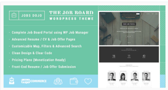 You are downloading JobsDojo - The WordPress Job Board Portal Theme Nulled whose current version has been getting more updates nowadays, so, please