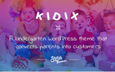 You are downloading KIDIX - A Kindergarten WordPress Theme Nulled whose current version has been getting more updates nowadays, so, please keep visiting
