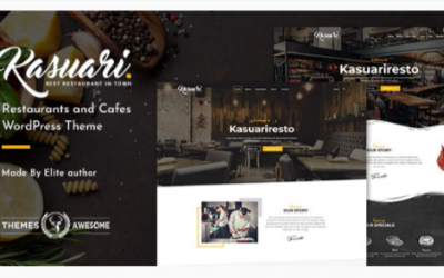 You are downloading Kasuari | Restaurants and Cafes WordPress Theme Nulled whose current version has been getting more updates nowadays, so, please