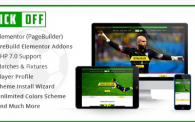 You are downloading Kickoff Sports Club - WordPress Theme Nulled whose current version has been getting more updates nowadays, so, please keep visiting