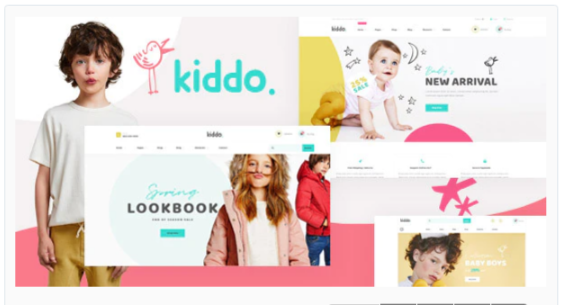 Download Kiddo – Kid Fashion WooCommerce WordPress Theme Nulled