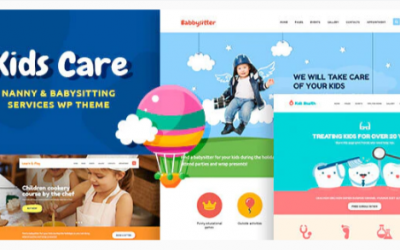 Download Kids Care | A Multi-Purpose Children WordPress Theme Nulled