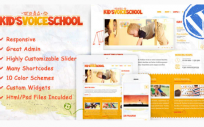 You are downloading Kids Voice School - Education WordPress Theme Nulled whose current version has been getting more updates nowadays, so, please