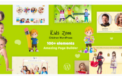 You are downloading Kids Zone | Children, School WordPress Theme Nulled whose current version has been getting more updates nowadays, so, please