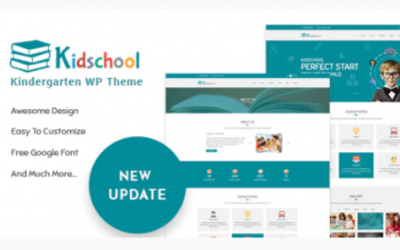 You are downloading Kidschool - kids & Kindergarten school WordPress Theme Nulled whose current version has been getting more updates nowadays, so, please