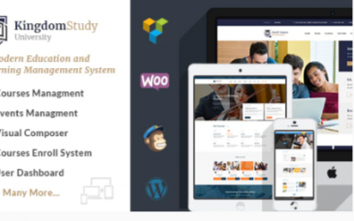 You are downloading Kingdom Study - WP Learning Management System WordPress Theme Nulled whose current version has been getting more updates