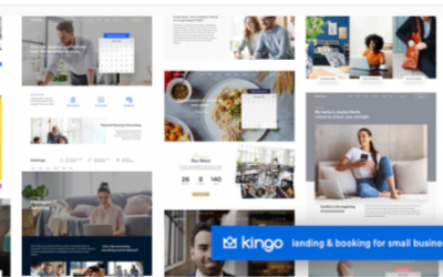 You are downloading Kingo | Booking WordPress for Small Business Nulled whose current version has been getting more updates nowadays, so, please
