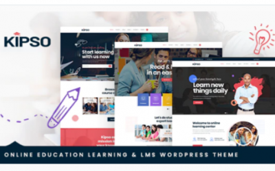 You are downloading Kipso - Education LMS WordPress Theme Nulled whose current version has been getting more updates nowadays, so, please keep visiting