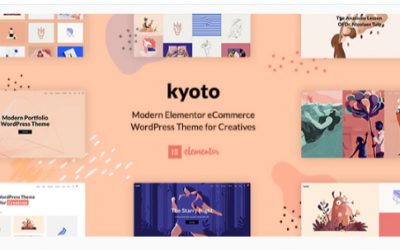 You are downloading Kyoto - Innovative Portfolio Theme for Creatives Nulled whose current version has been getting more updates nowadays, so, please