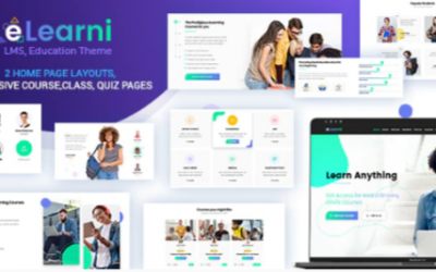 You are downloading LMS, Education WordPress Theme - eLearni Nulled whose current version has been getting more updates nowadays, so, please keep visiting