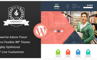You are downloading Lacero - Education & University WordPress Theme Nulled whose current version has been getting more updates nowadays, so, please
