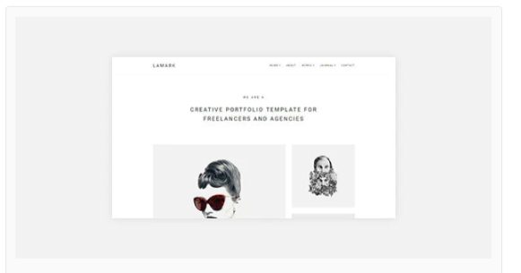 Download Lamark – Freelancers and Agencies Portfolio WordPress Theme for Elementor Nulled