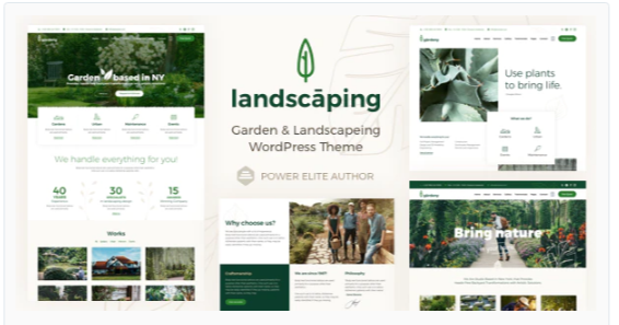 Download Landscaping – Garden Landscaper Nulled