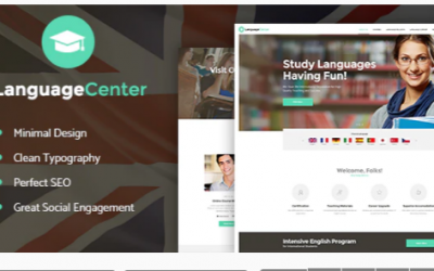 You are downloading Language Center & Online School Education WordPress Theme Nulled whose current version has been getting more updates nowadays, so, please