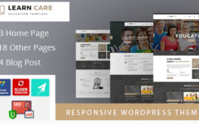 You are downloading LearnCare Educational WordPress Theme Nulled whose current version has been getting more updates nowadays, so, please keep visiting